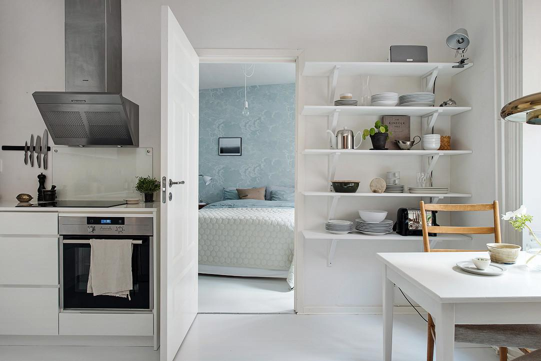 Small Apartment Sweden