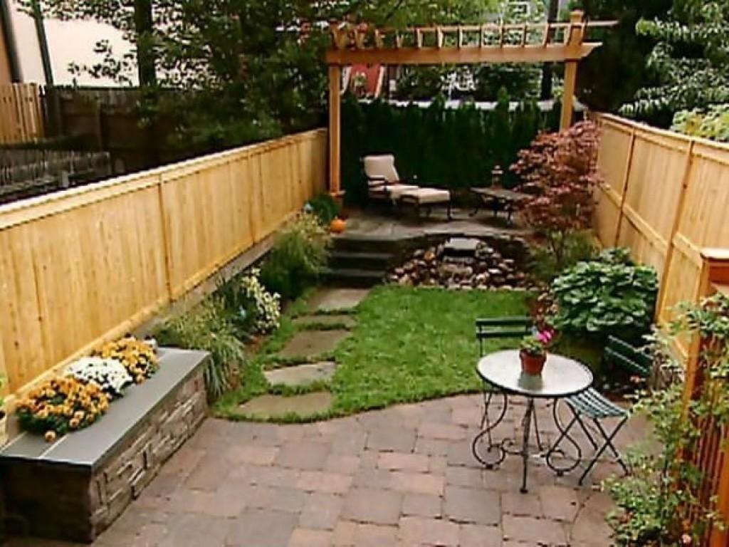 Small Backyard Landscaping Designs Narrow Ideas