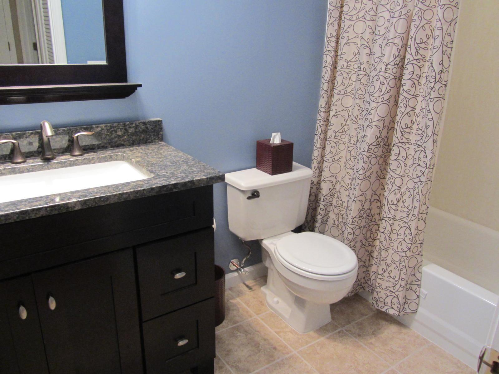 Small Bathroom Remodel Budget Future Expat