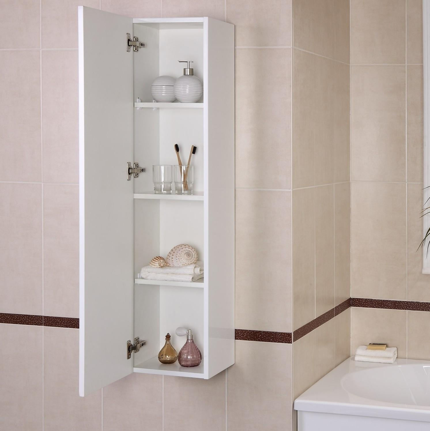Small Bathroom Solutions Storage Chic