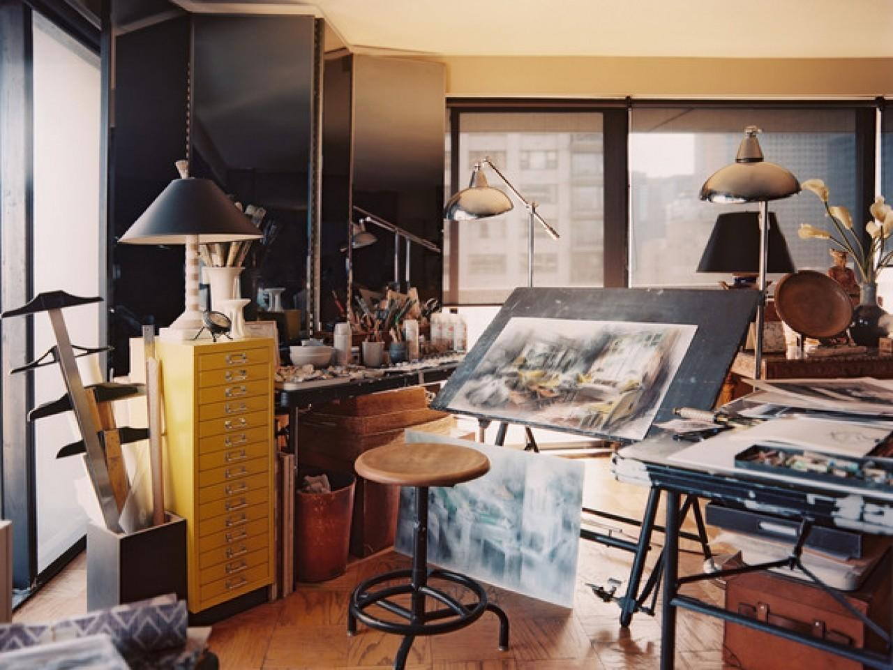 Small Bedroom Designs Space Home Art Studios Examples