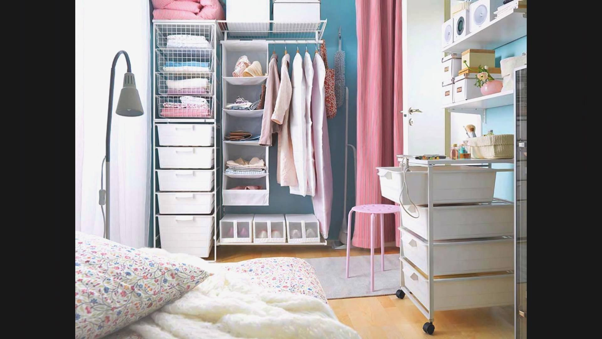 Small Bedroom Organization Lovely