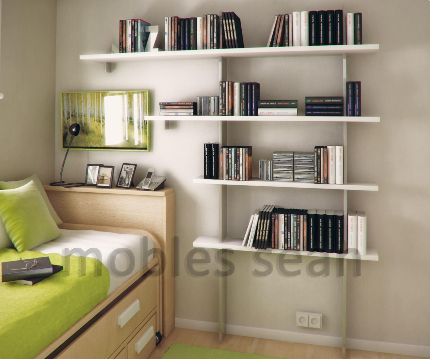 Small Bedroom Storage Solutions Decosee