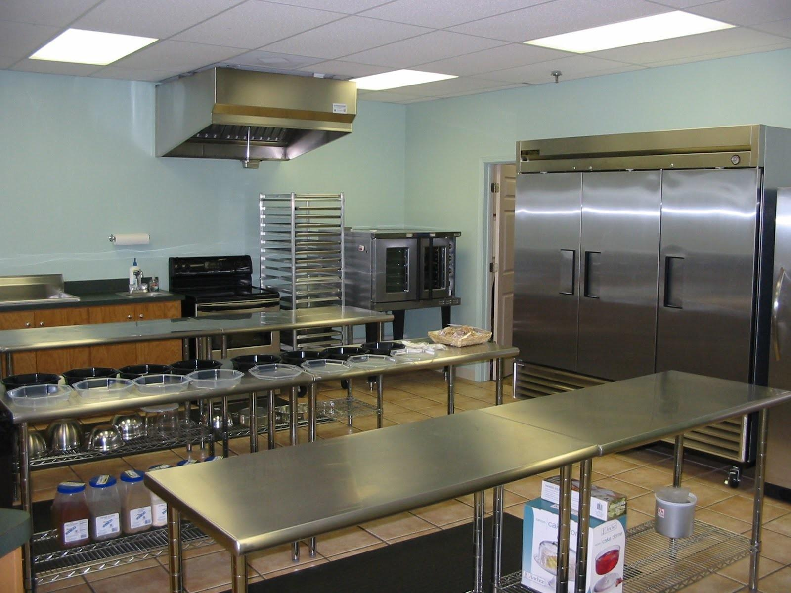 Small Commercial Kitchen Design Ideas