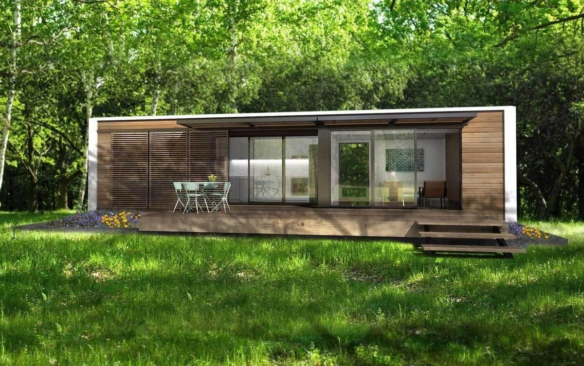 Small Container Homes House Design