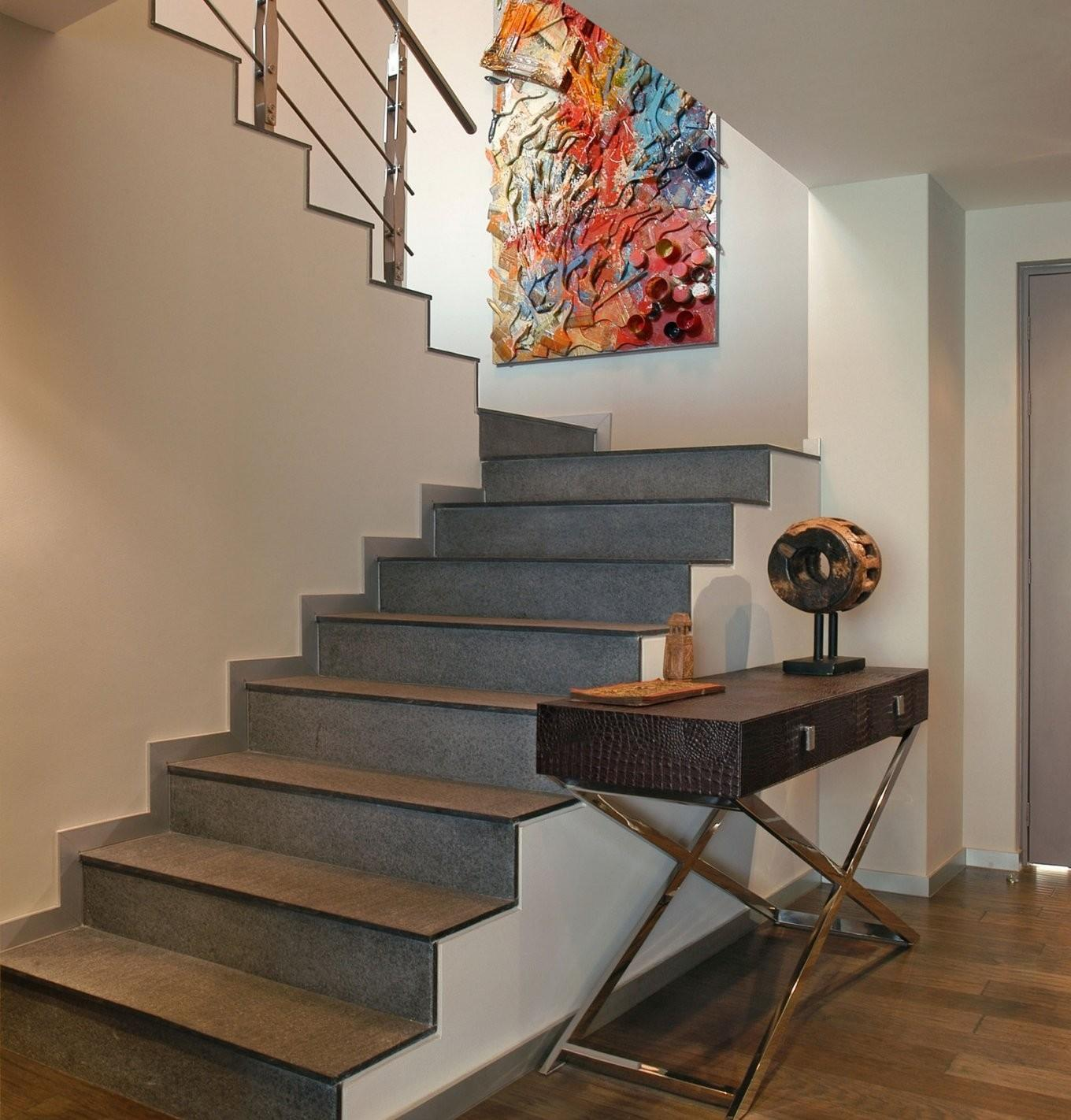 Small Decorating Stairs Ideas Staircase