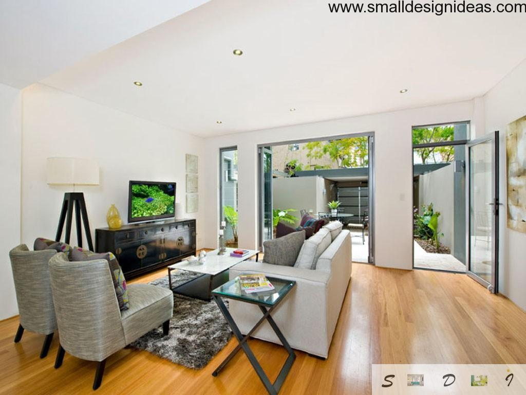 Small Design Ideas Large Living Room