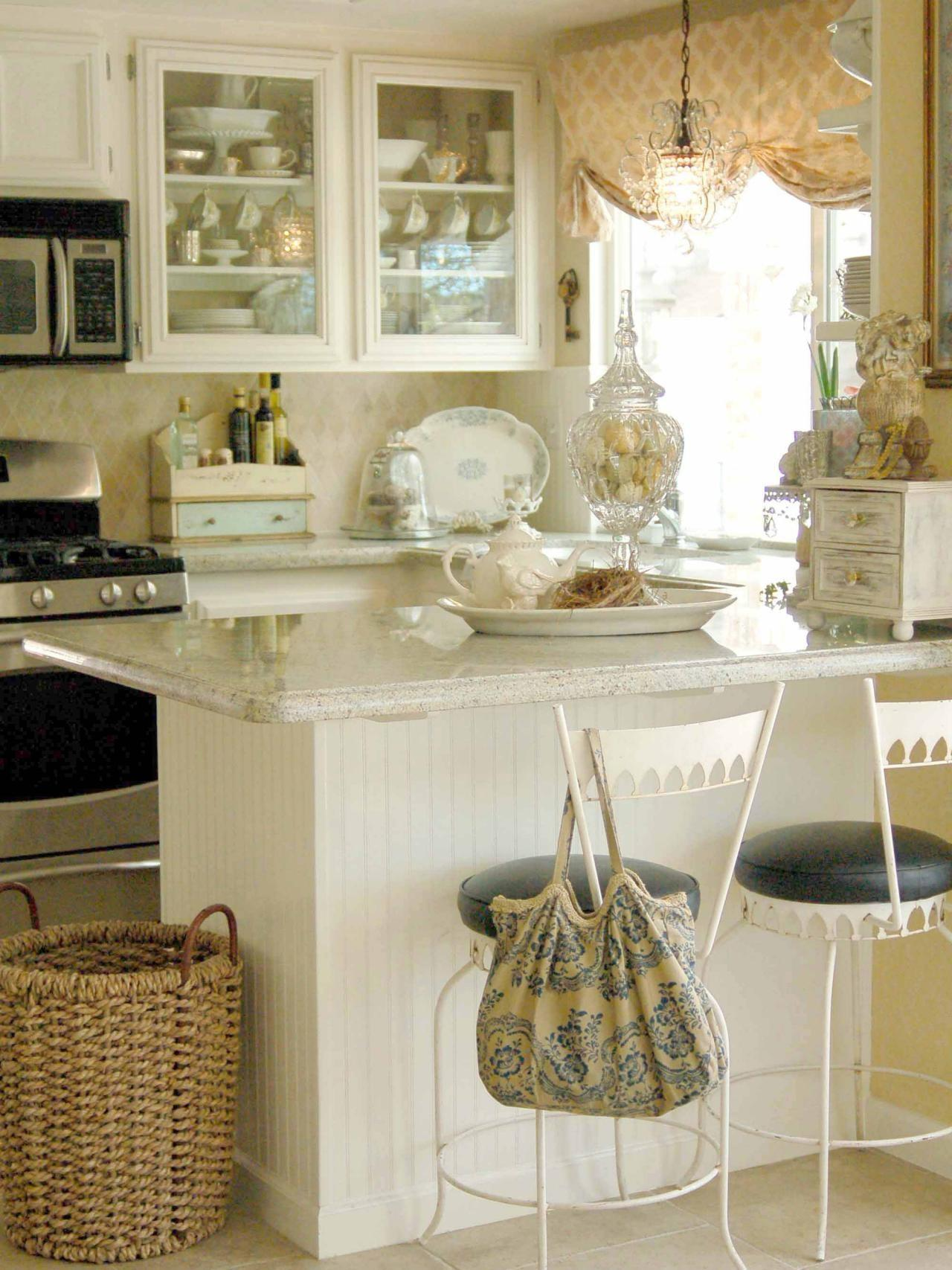Small Eat Kitchen Ideas Tips Clean