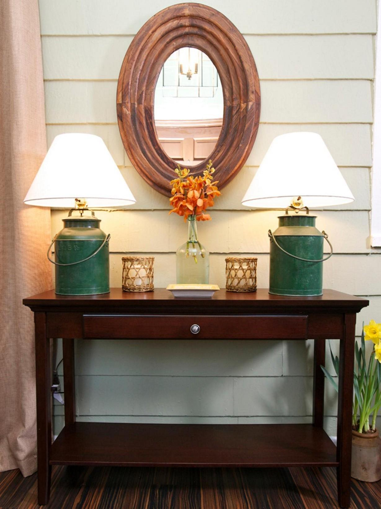 Small Entryway Table Fabulous Rustic Bench Turned Into