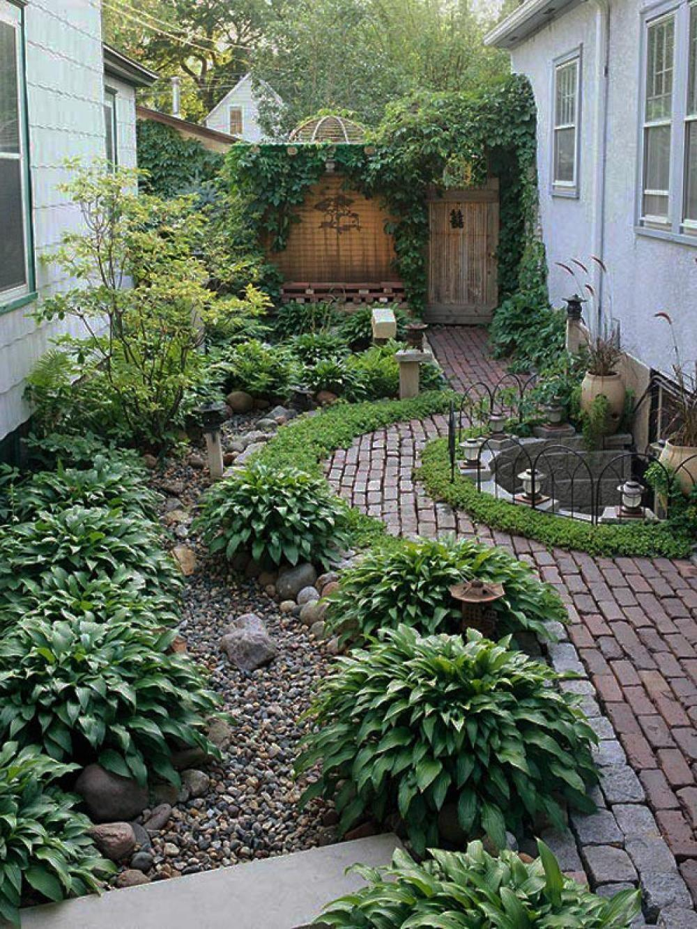 Small Garden Design Home