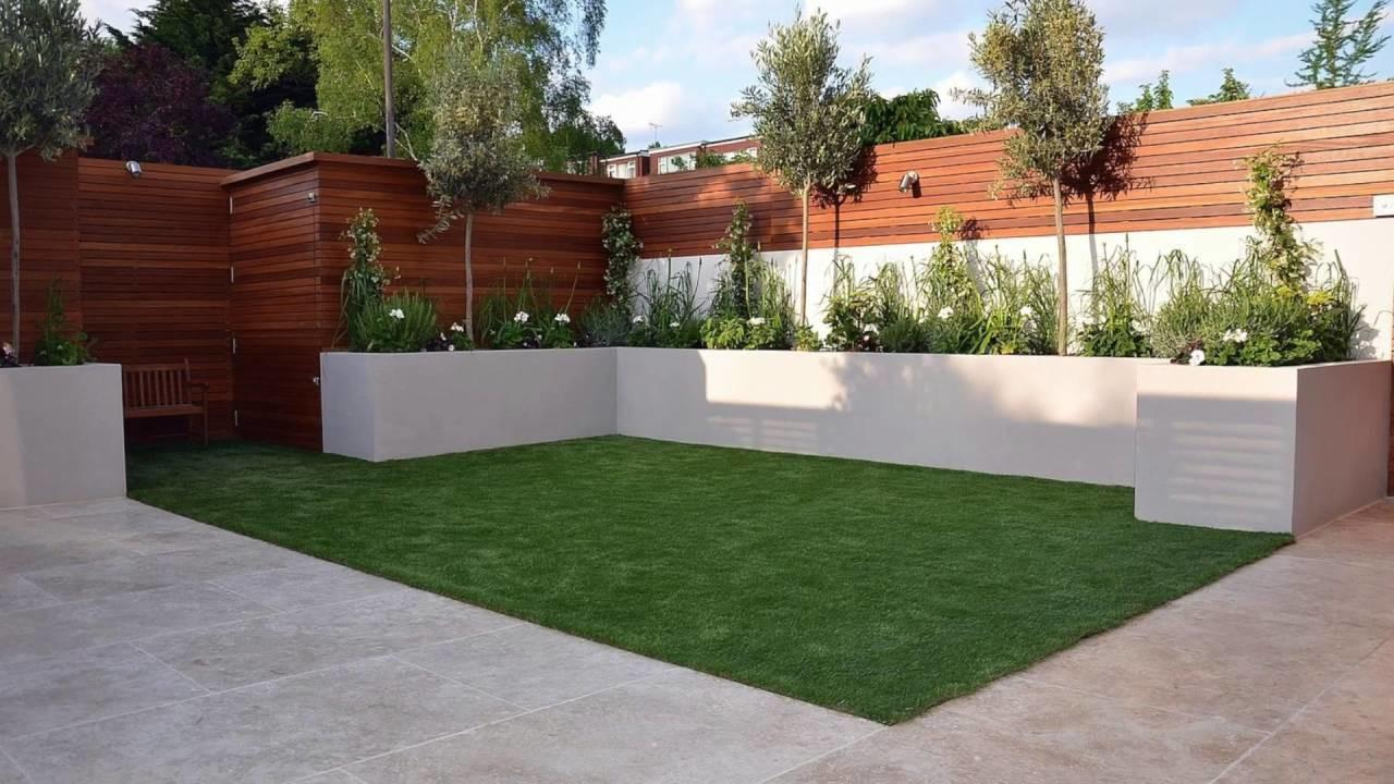 Small Garden Design Ideas Modern