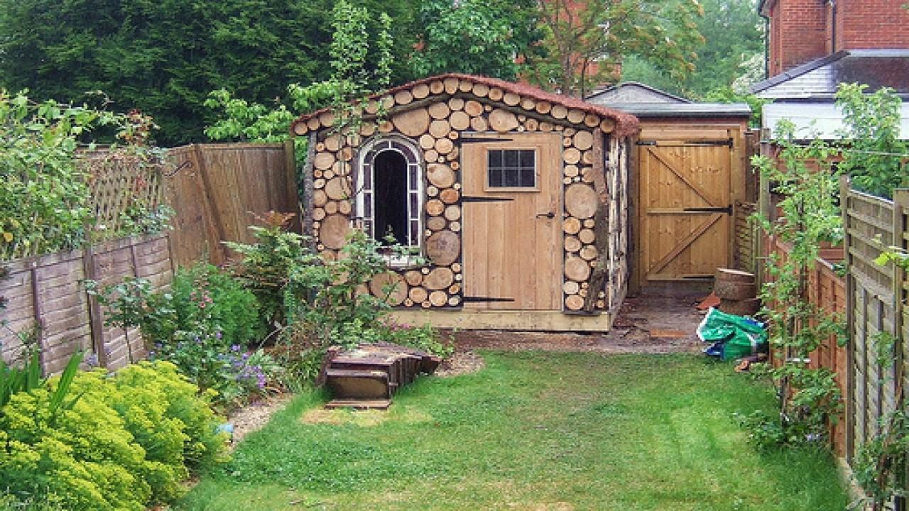 Small Garden Shed Ideas Cottage Sheds
