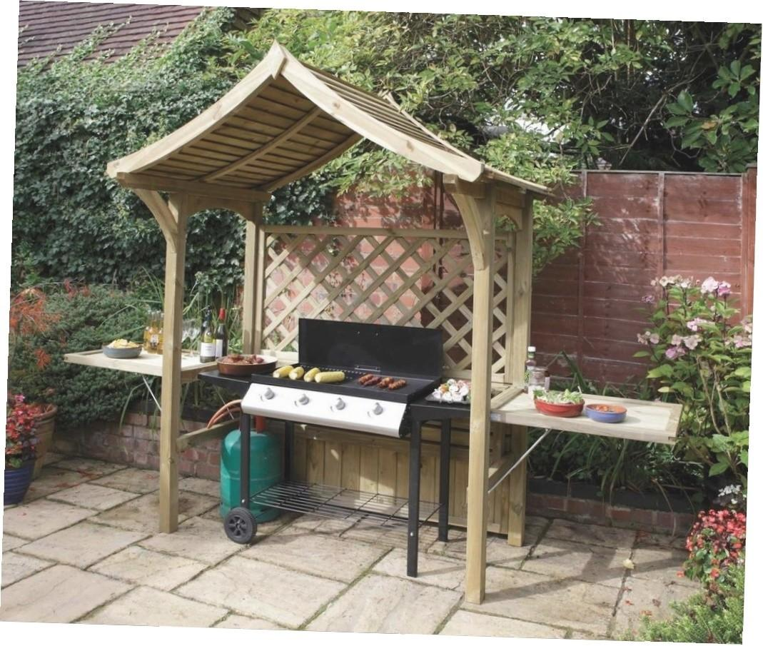 Small Grill Gazebo Ideas