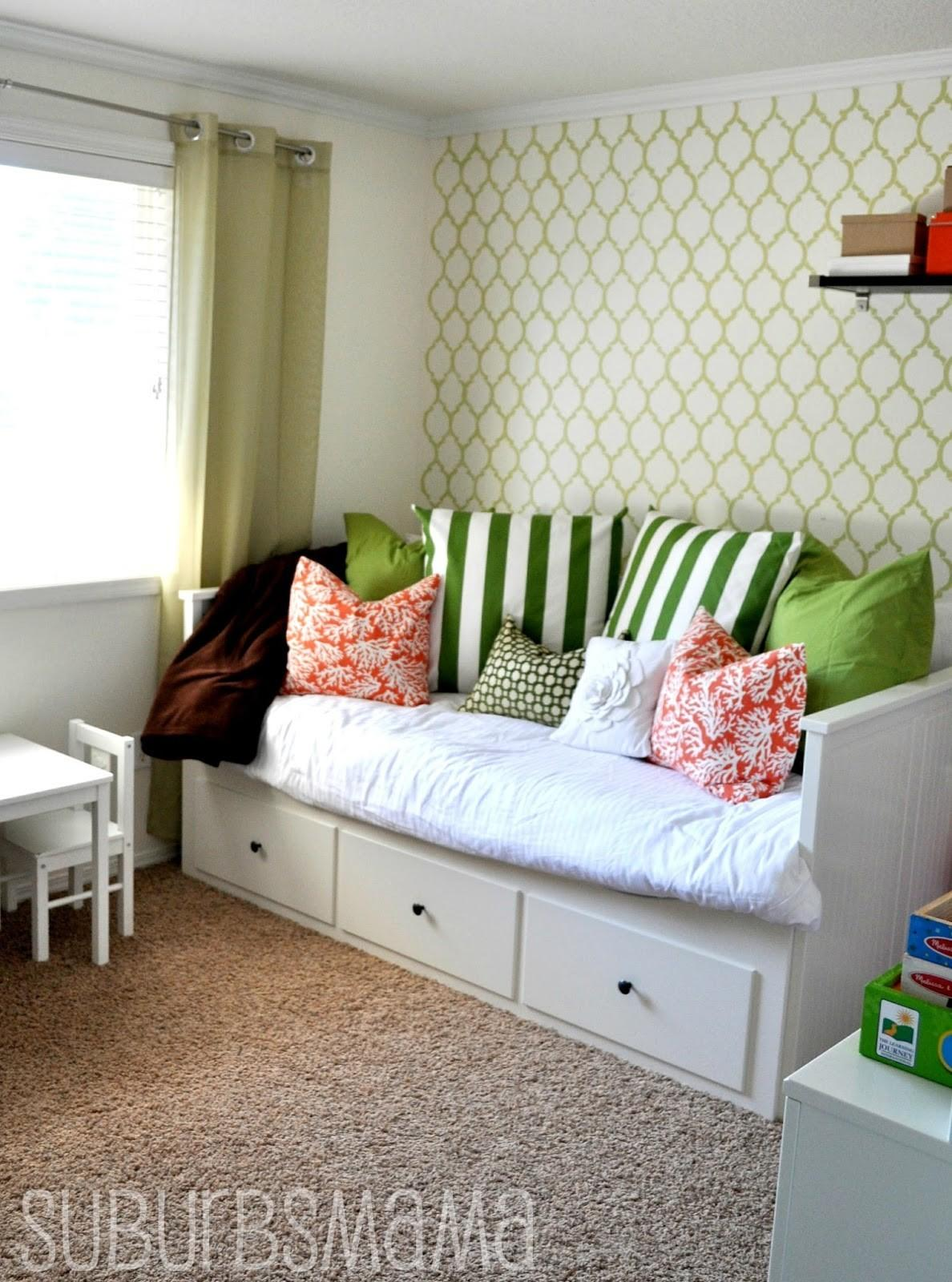 Small Guest Room Home Office Makeover Ideas Bedroom