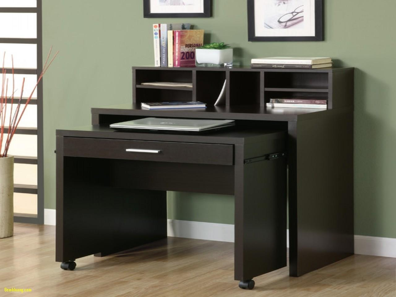 Small Home Office Desk Create Efficient Workable