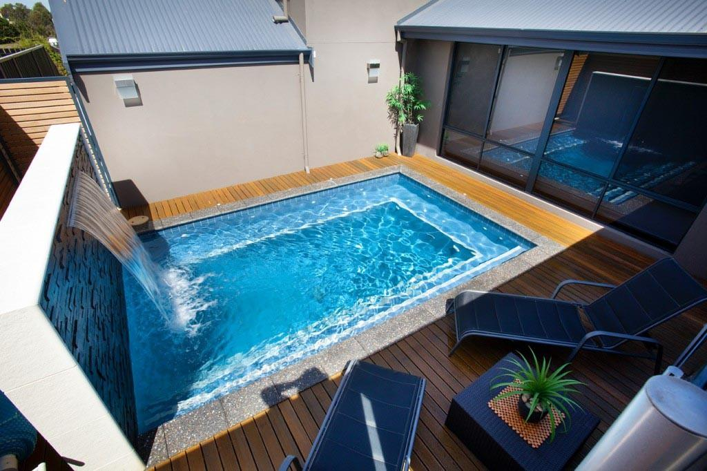 37 Creative Small Pool Ideas That Are Sparkling With Elegance
