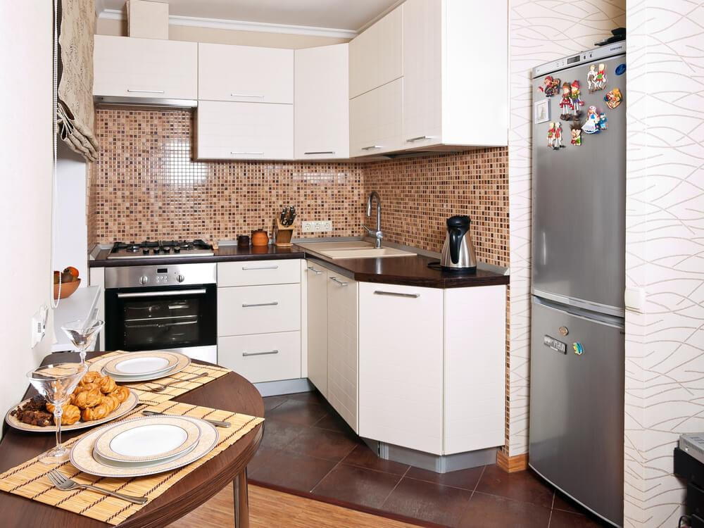Small Kitchen Design Ideas Some Incredibly Tiny