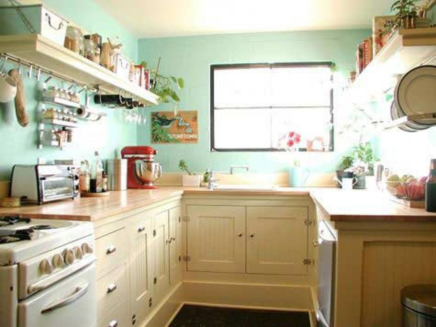 Small Kitchen Ideas Transform Hotter