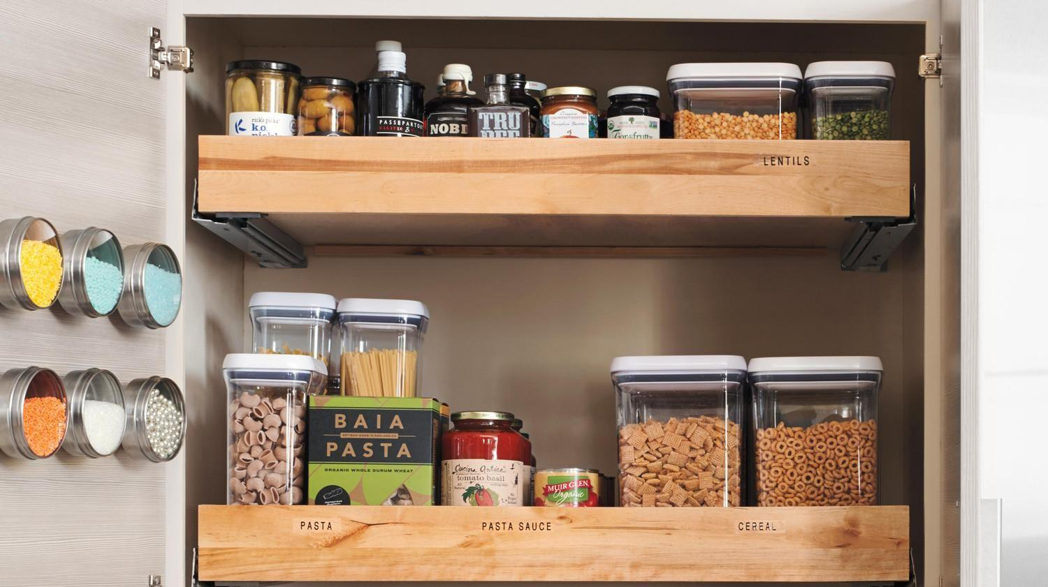 Small Kitchen Storage Ideas Budget Smith Design