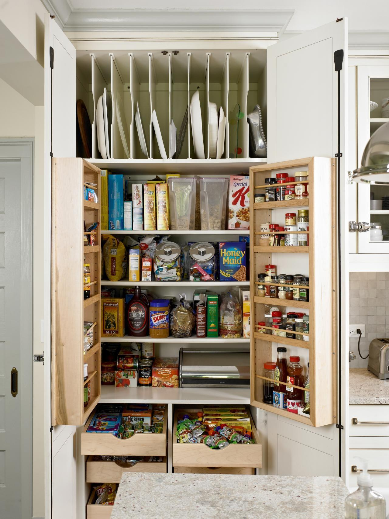 Small Kitchen Storage Ideas Tips