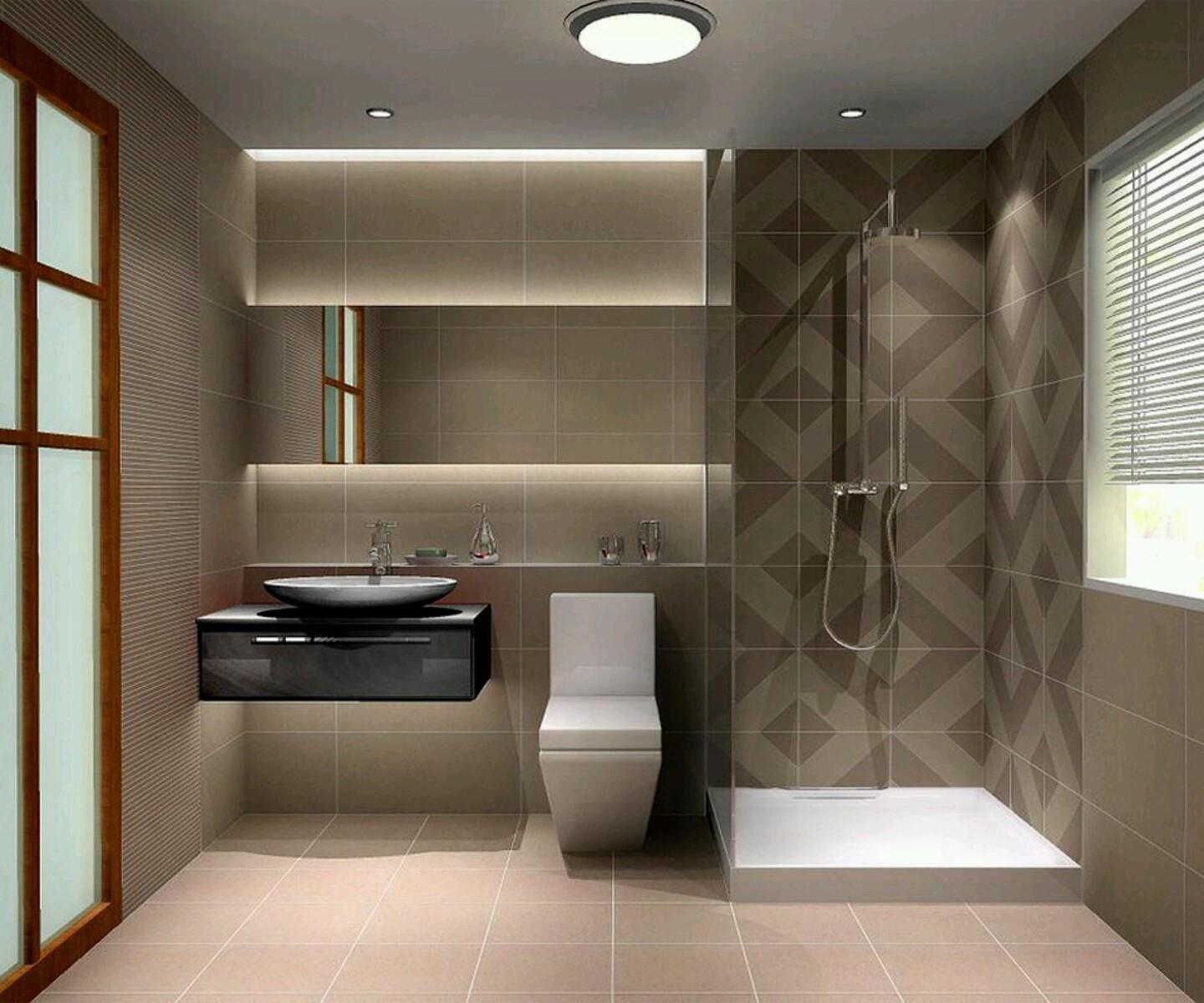 33 Surprisingly Contemporary Bathroom Designs Ideas That Can Make Your House Haunted Beautiful Decoratorist