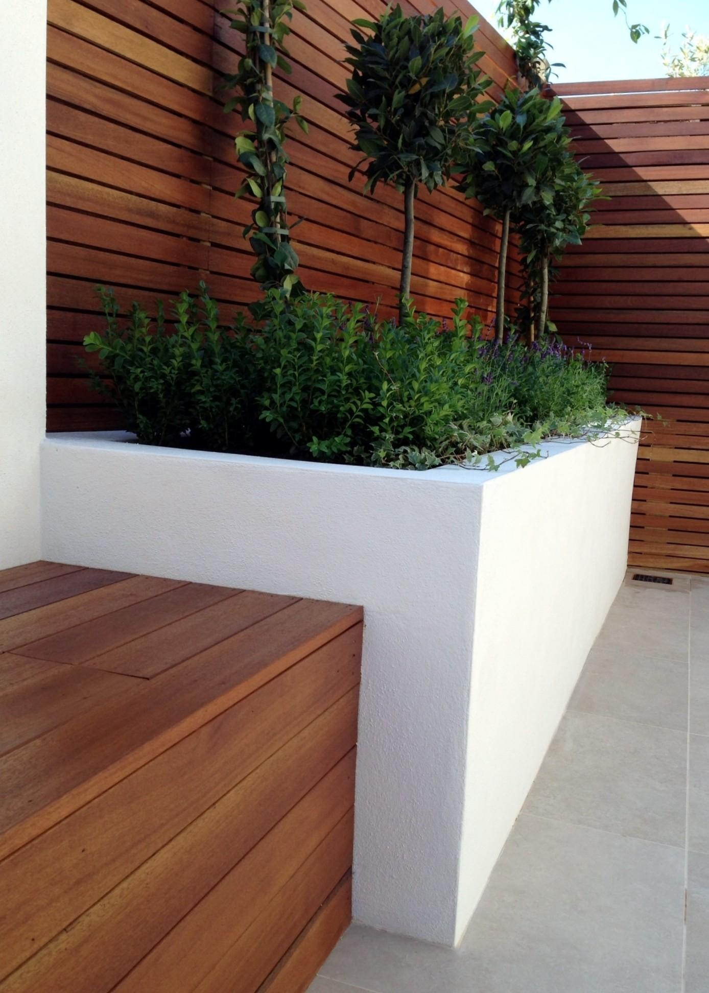 Small Modern Garden Design London Blog