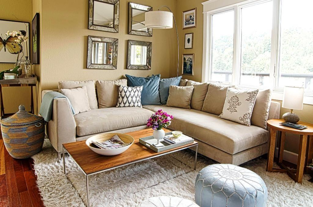 Small Moroccan Living Room Decorating