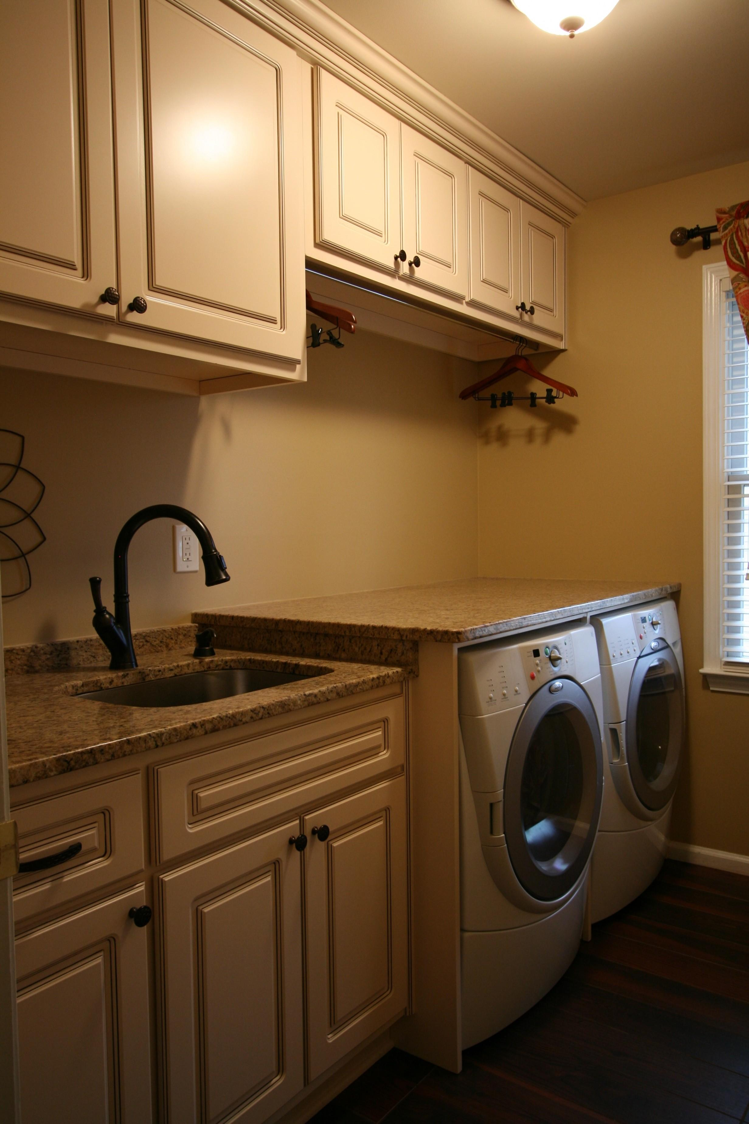 Small Nice Makeover Laundry Room Designs Inside