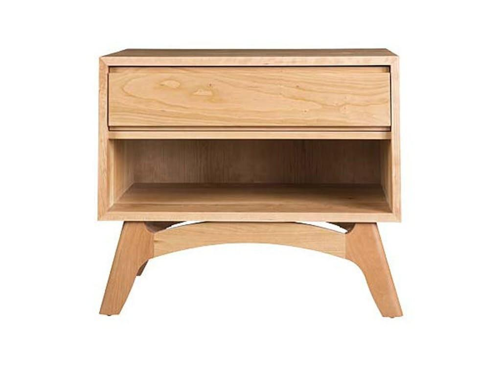 Small Nightstand Simple