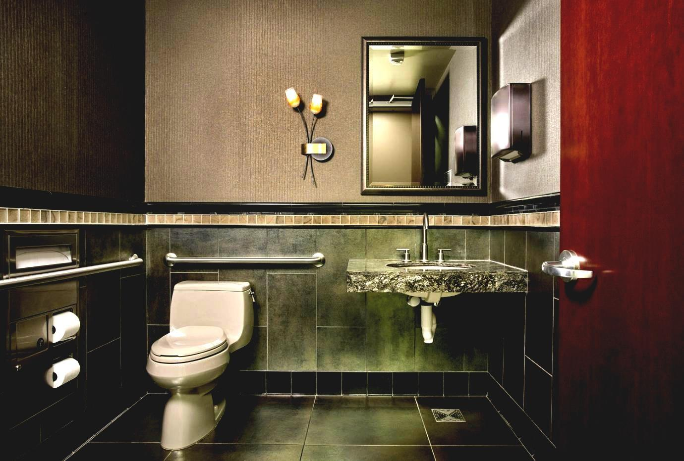 Small Office Bathroom Design Trends Ideas