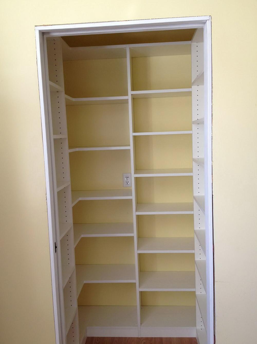 Small Pantry Closet Ideas Home Design