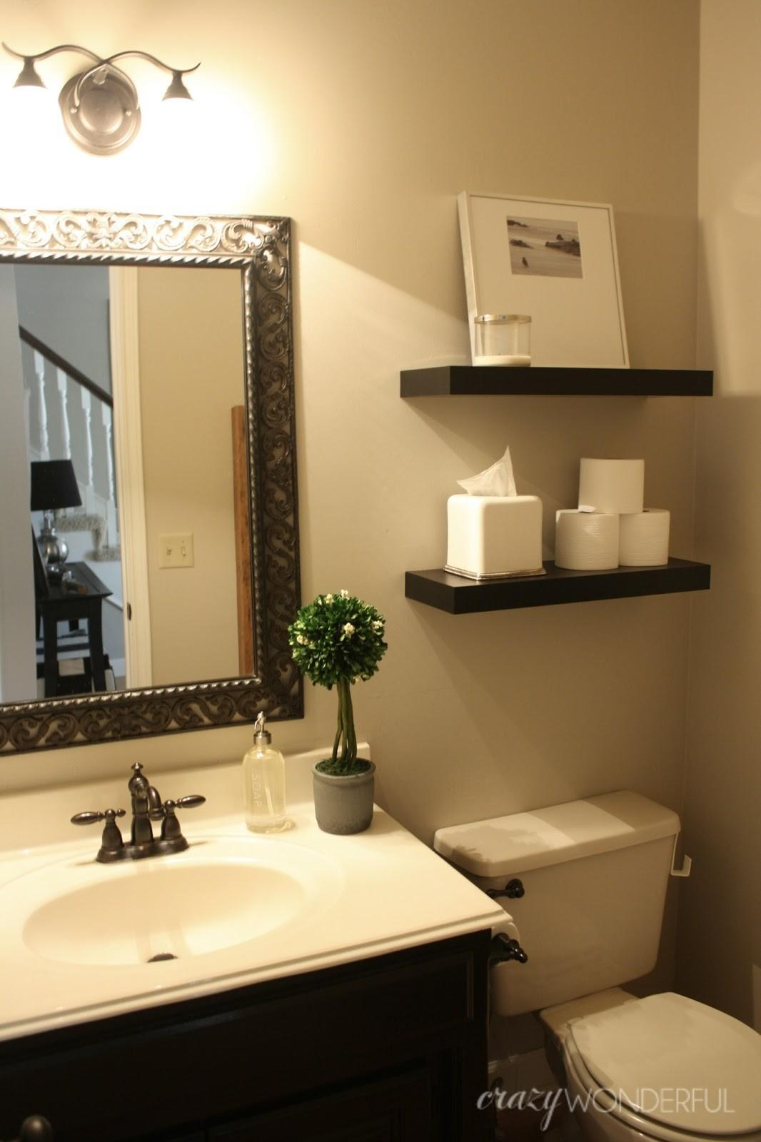 Mind Blowing Powder Room Decorating Tips That Will Showcase Your Home Look Fabulous Decoratorist
