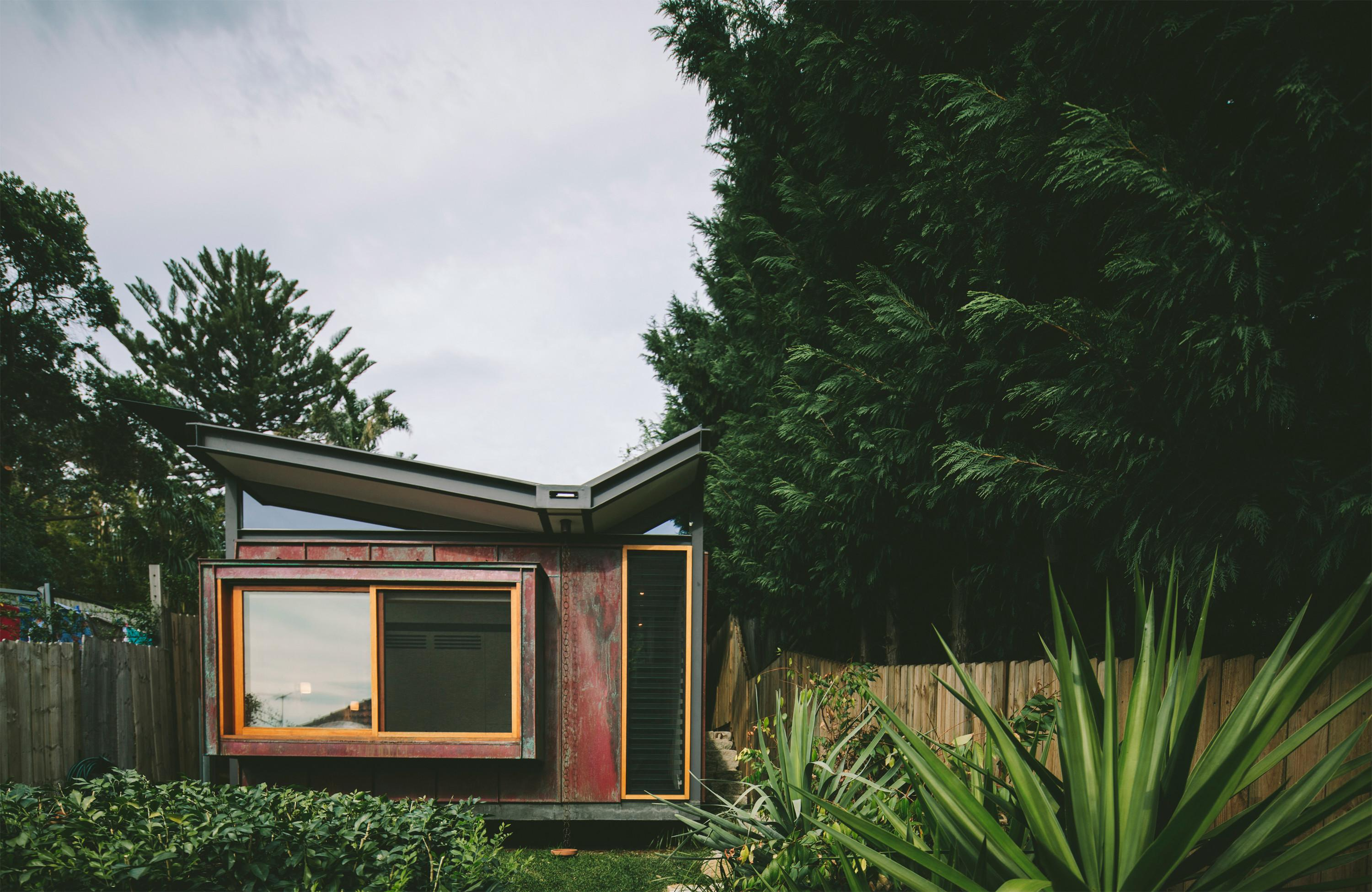Small Project Turning Heads Copper House Takt Studio