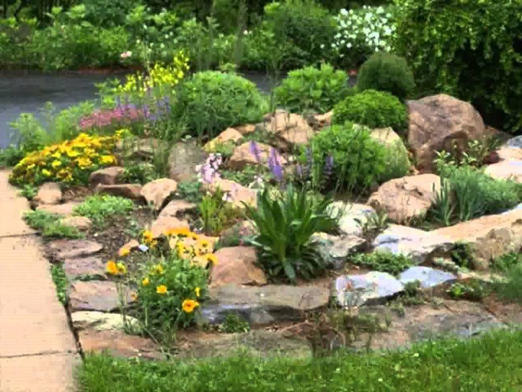 Small Rock Garden Design Ideas Lighting Furniture