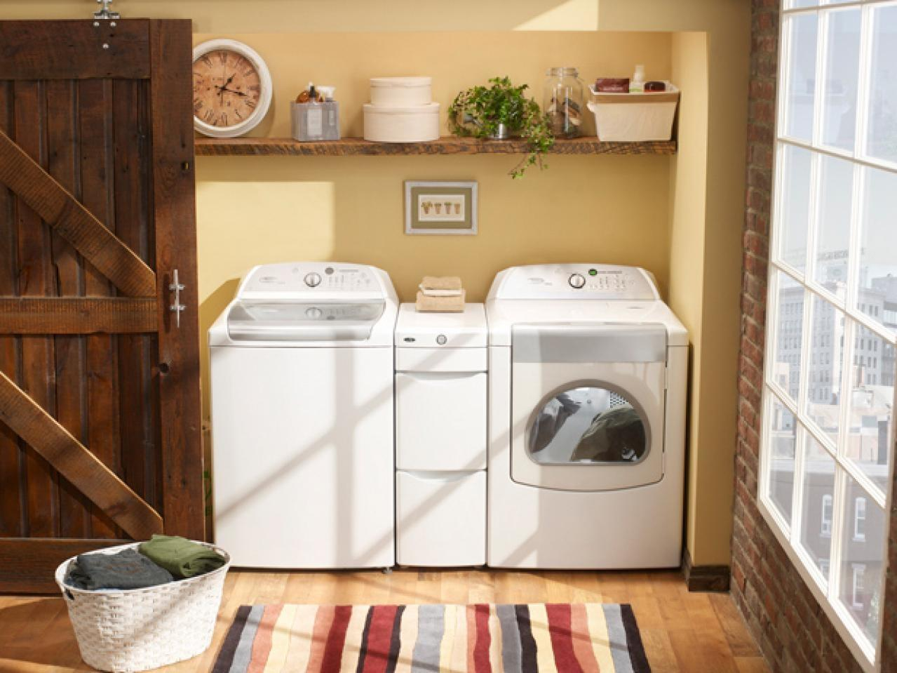 Small Room Design Ideas Laundry