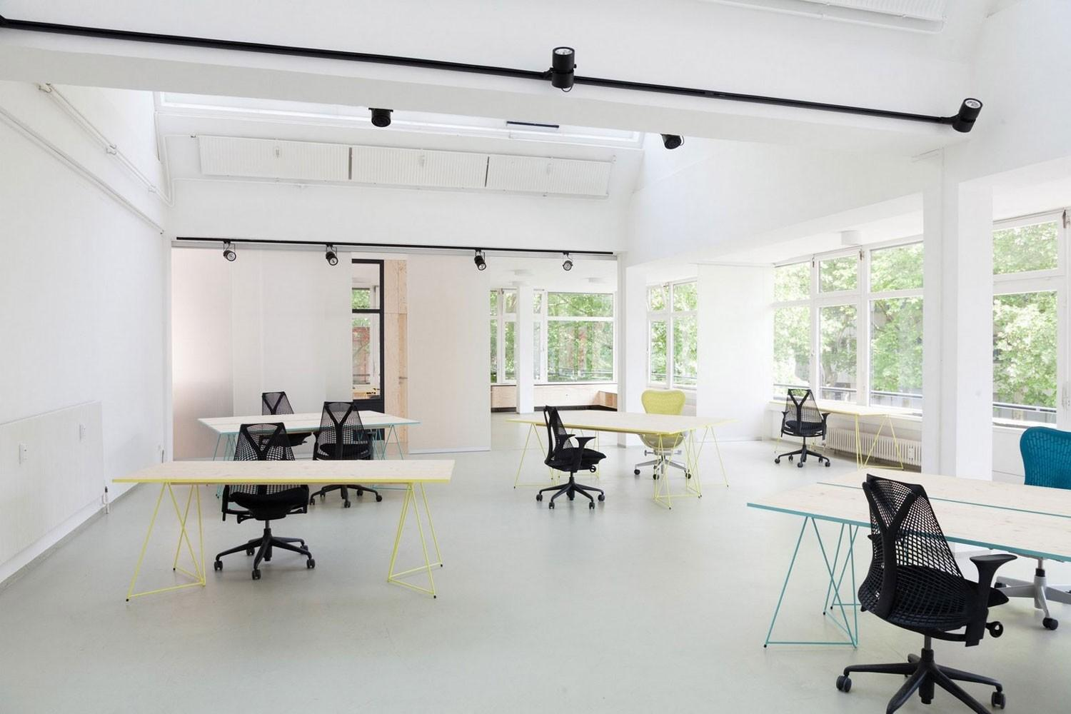 Small Shared Office Design