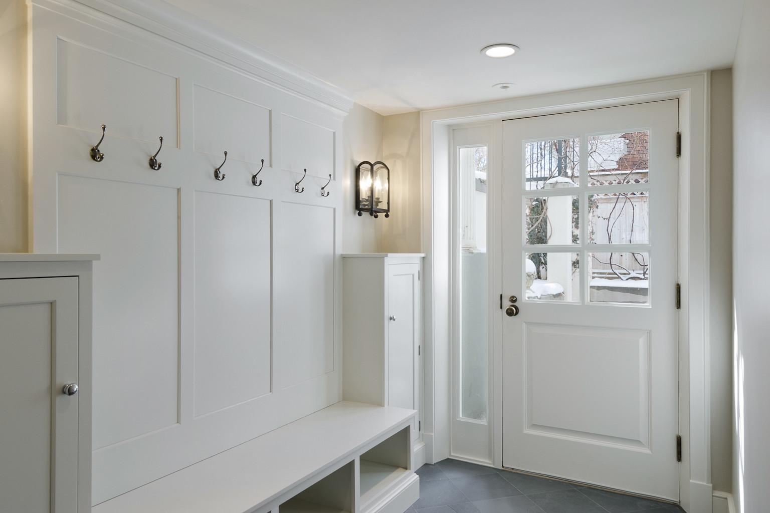 Small Spaces Mudroom Decoration News