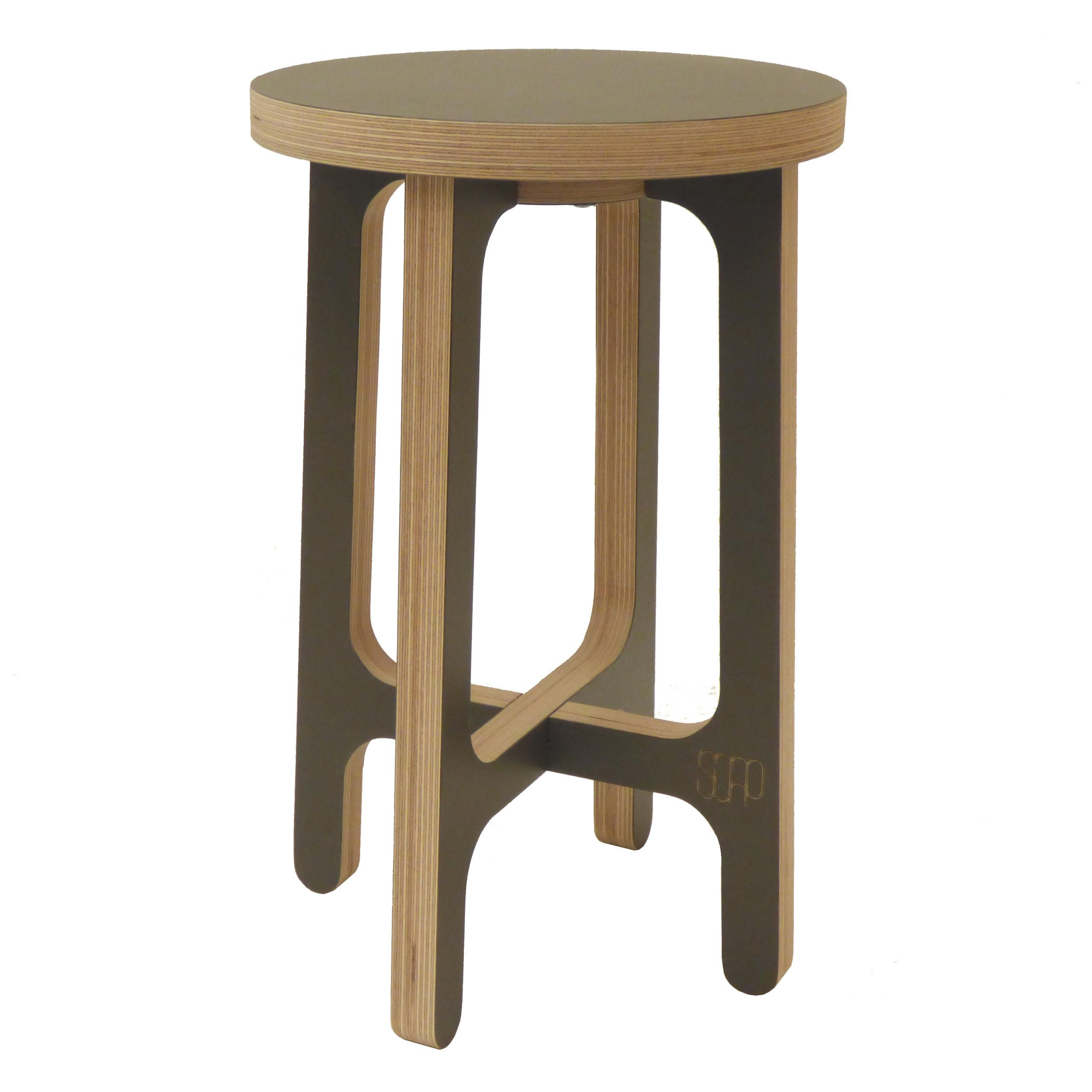 Small Stool Side Table