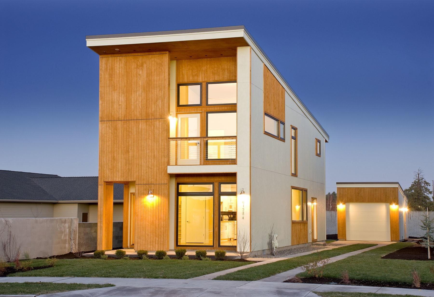 Small Sustainable Houses Building Eco Friendly House