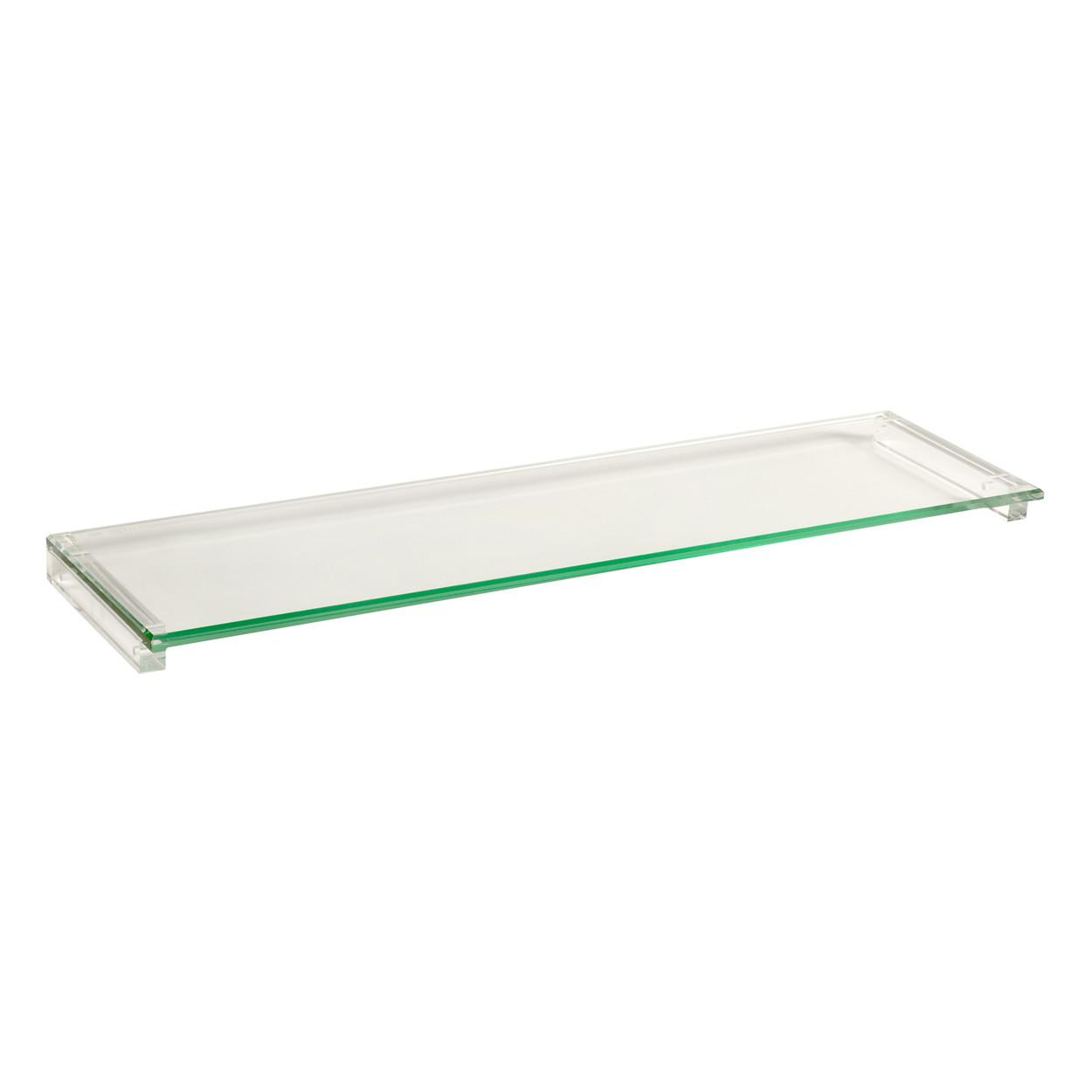 Small Tempered Glass Shelves Home Decorations Making