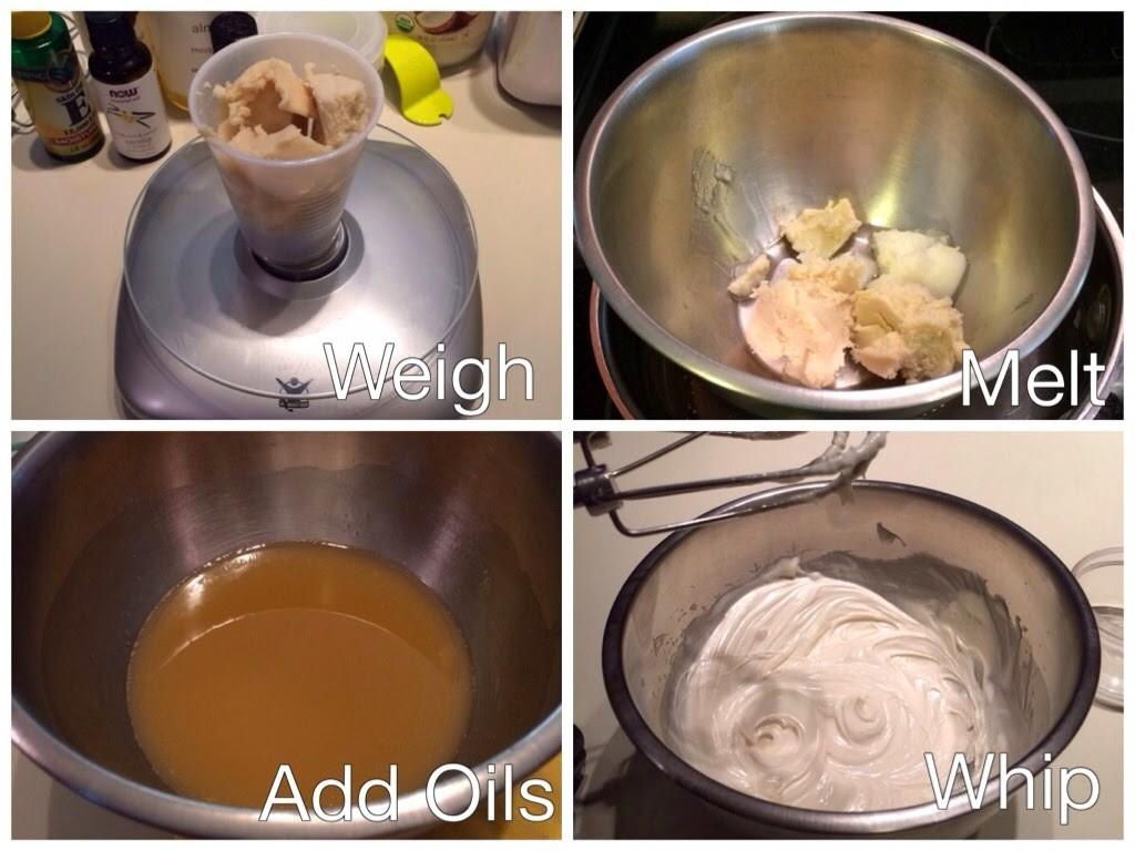 Small Town Mama Diy Lavender Vanilla Whipped Body Butter