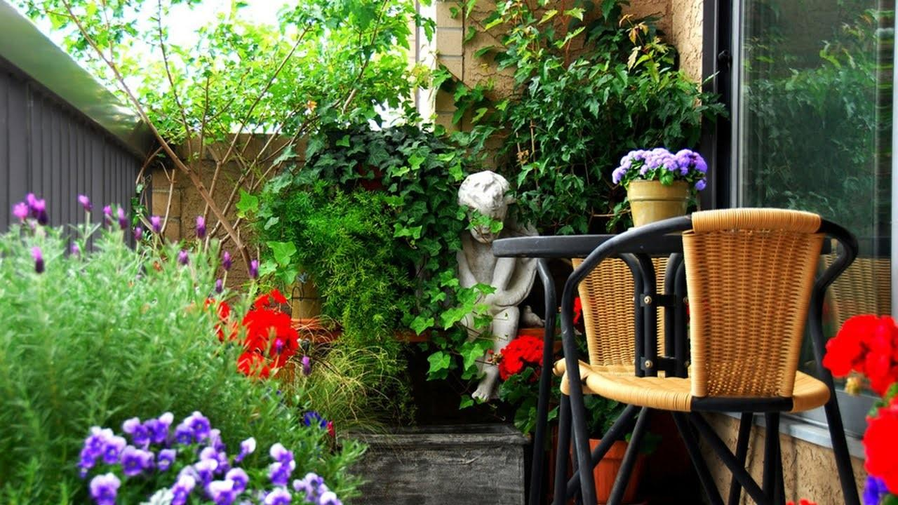 Small Urban Garden Design Ideas