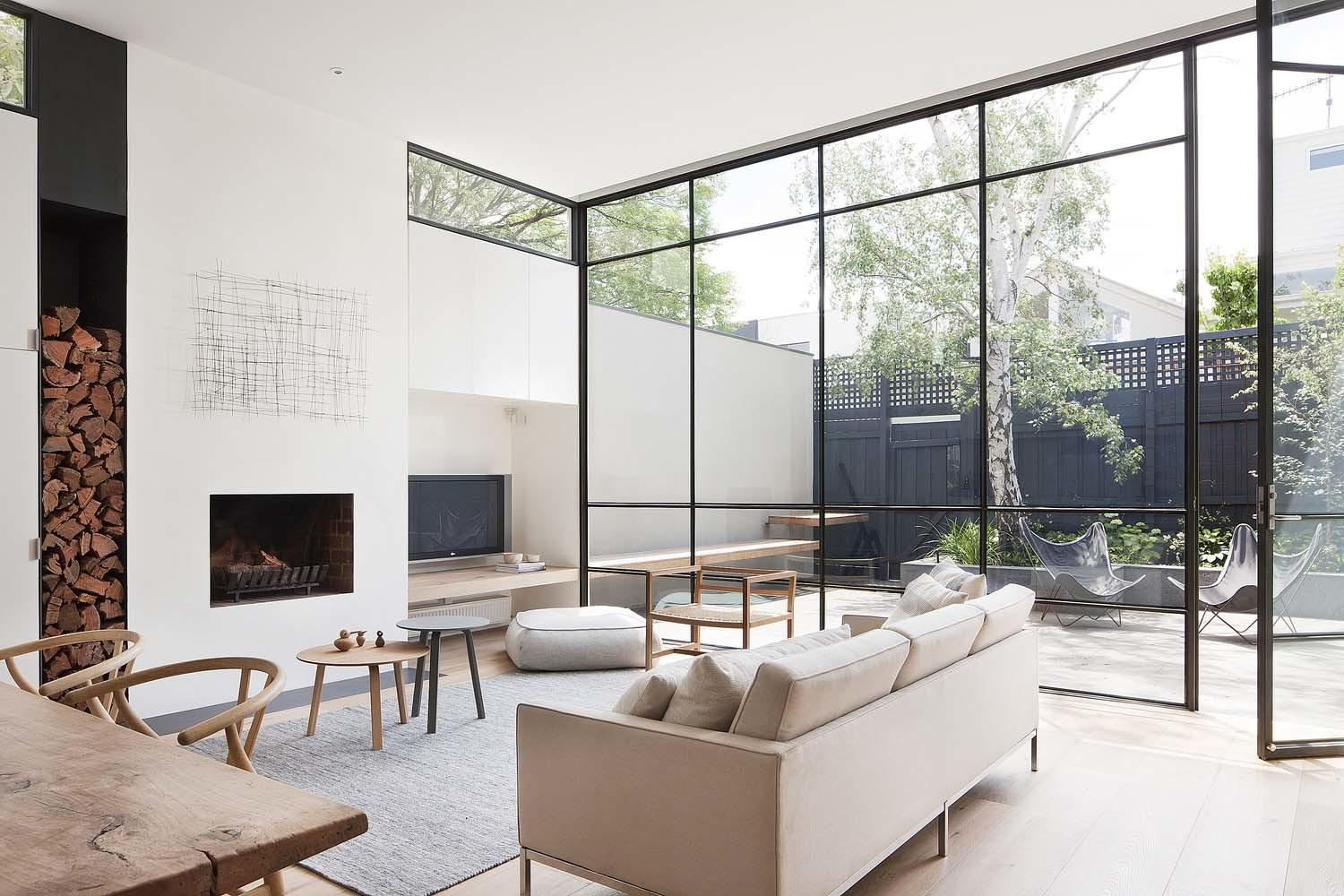 Small Victorian Home Gets Stunning Transformation