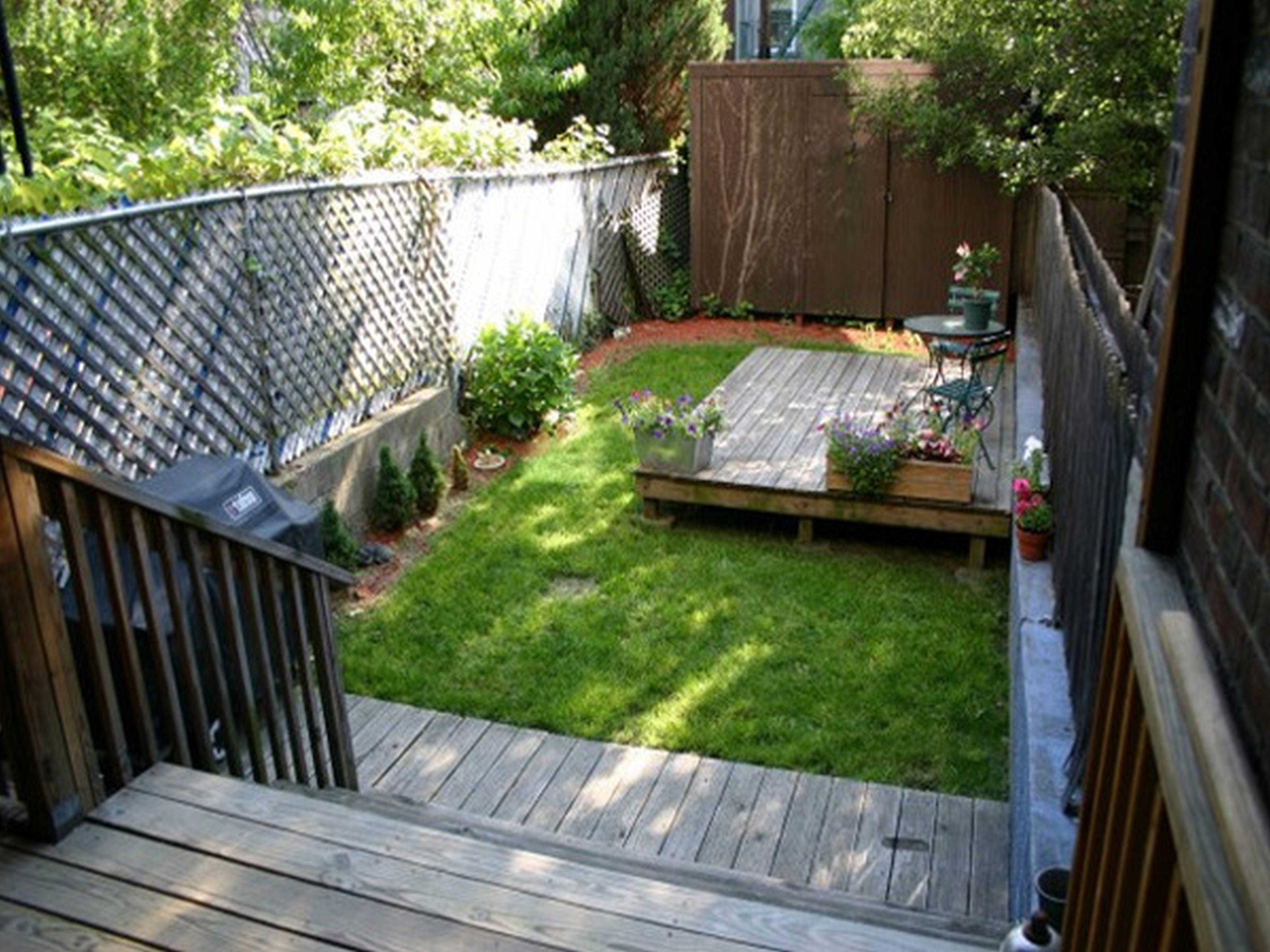 Small Yard Landscaping Ideas Landscape