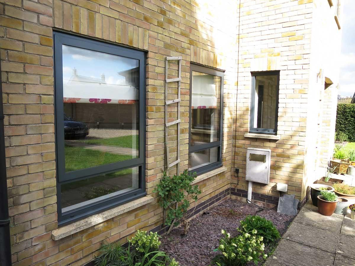 Smart Alitherm 600 Aluminium Windows Manufactured Alumen