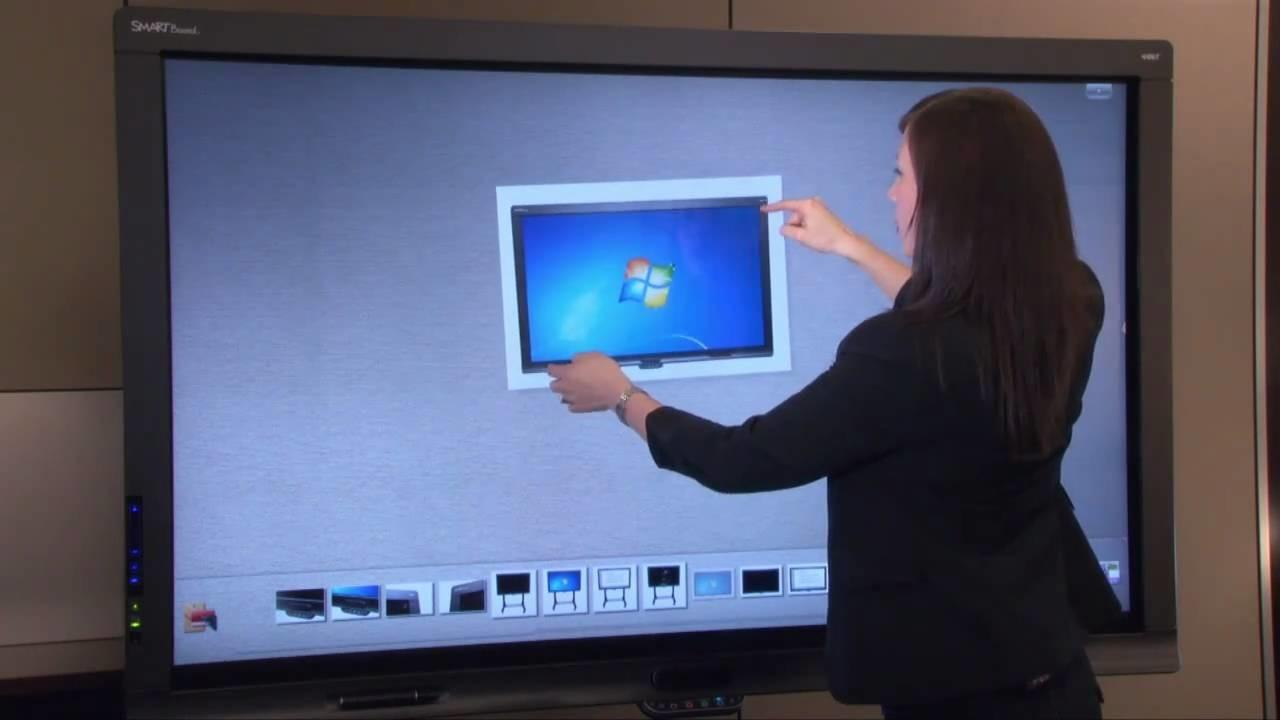 Smart Board 8070i Interactive Display System Business