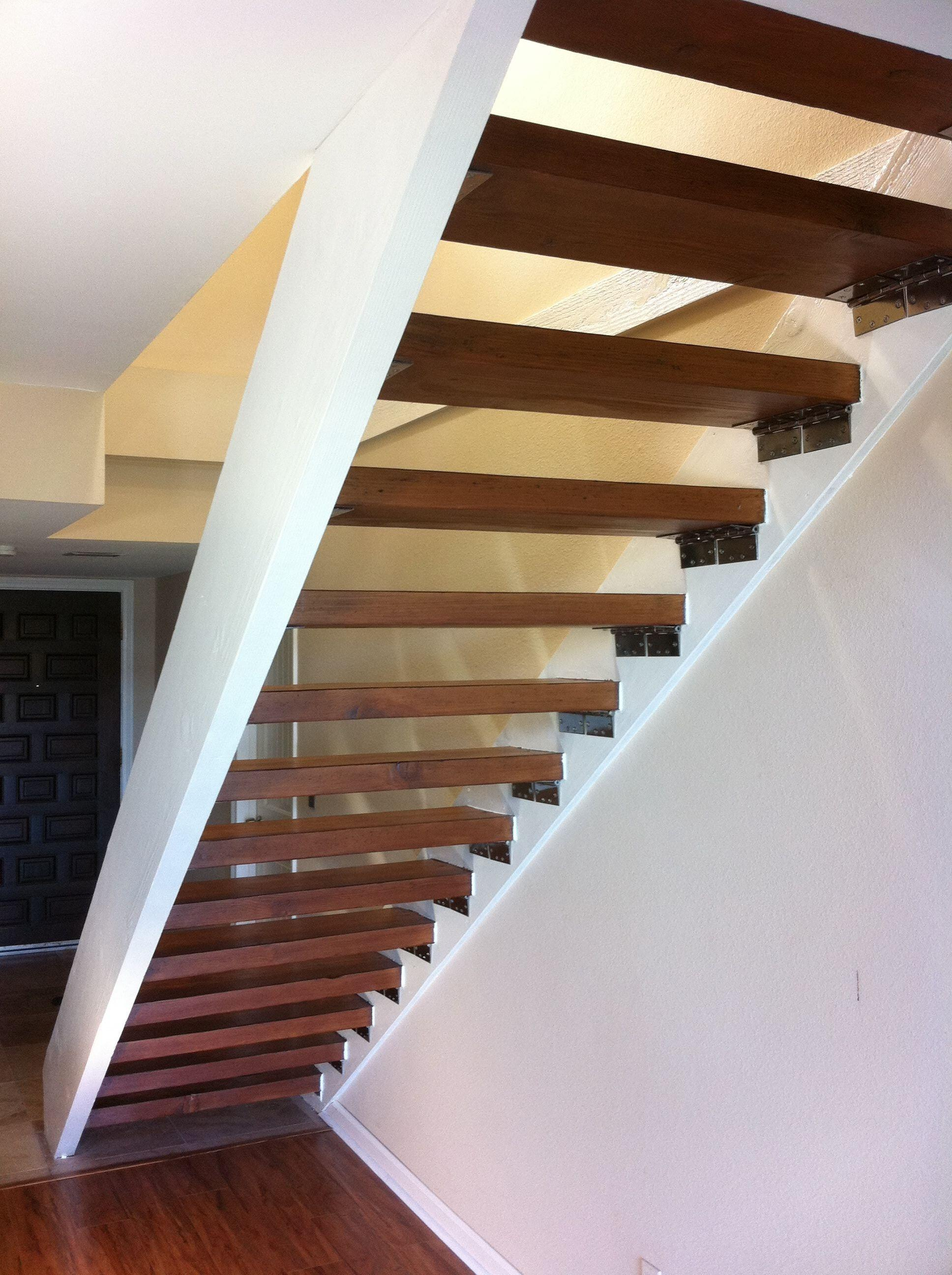 Smart Diy Stair Projects Perfect Home Makeover