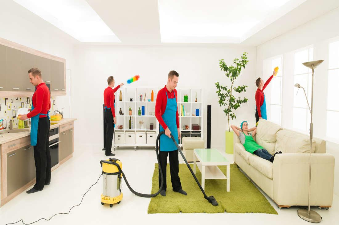 Smart Home Cleaning Hacks Try Matic Blog