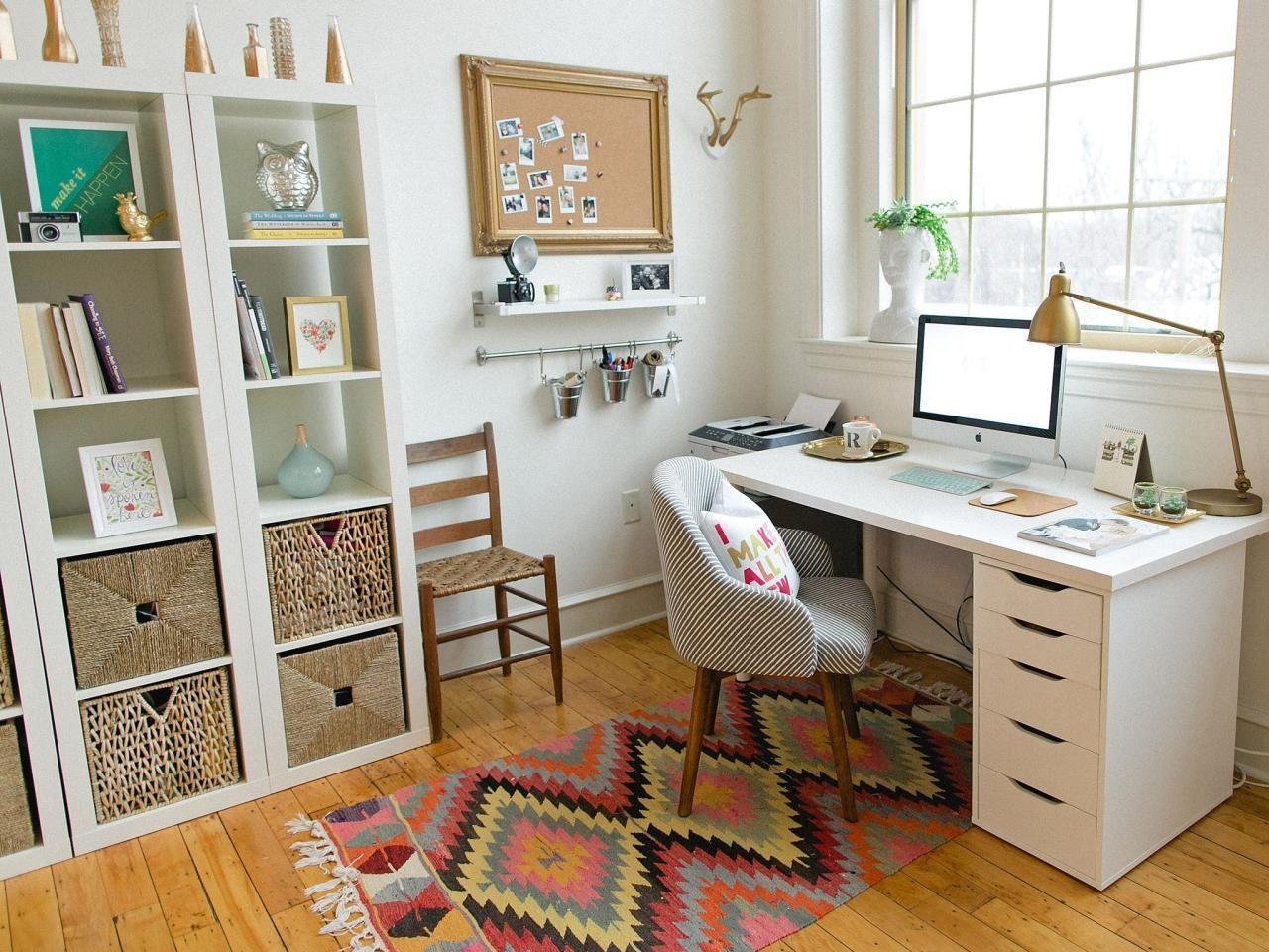 Smart Home Office Design Ideas