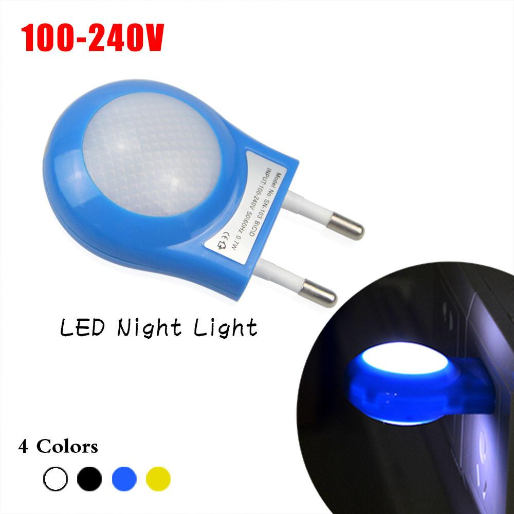 Smart Light Control Led Lamp Auto Sensor Colors